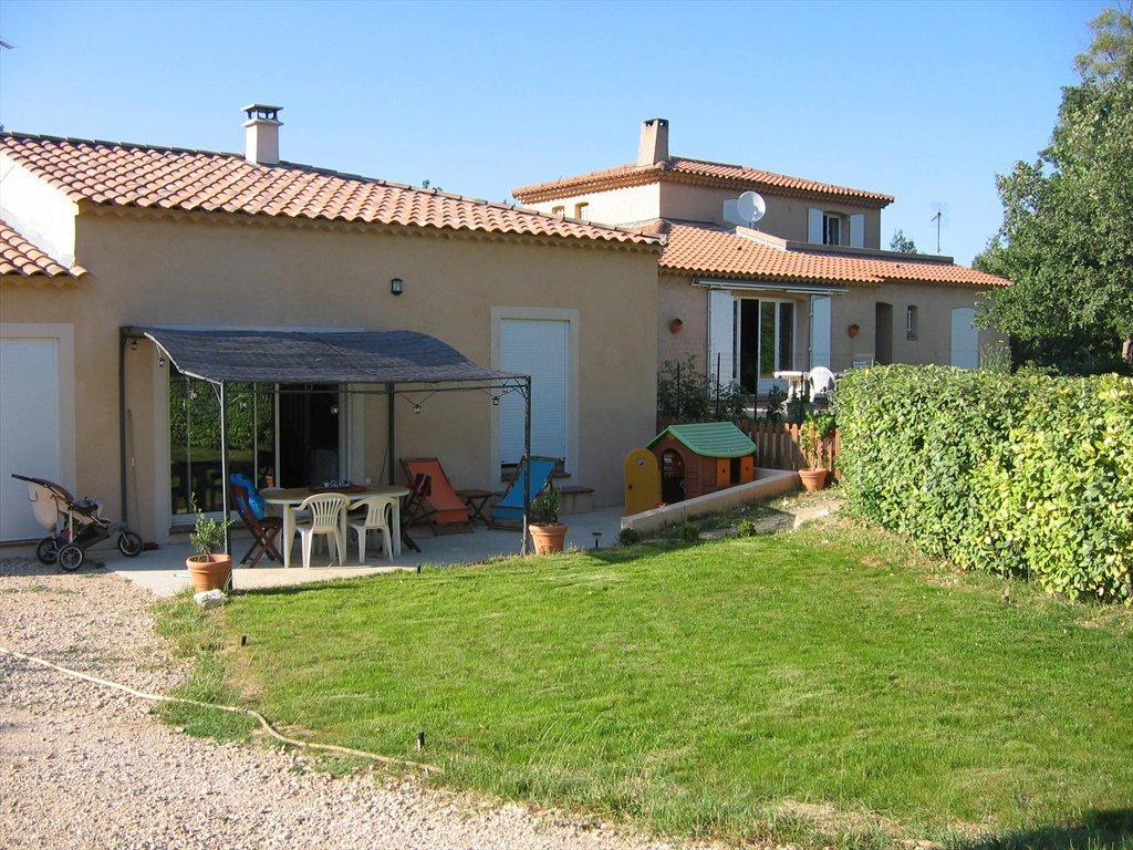 Villa sous protection dans les Bouches du Rhône