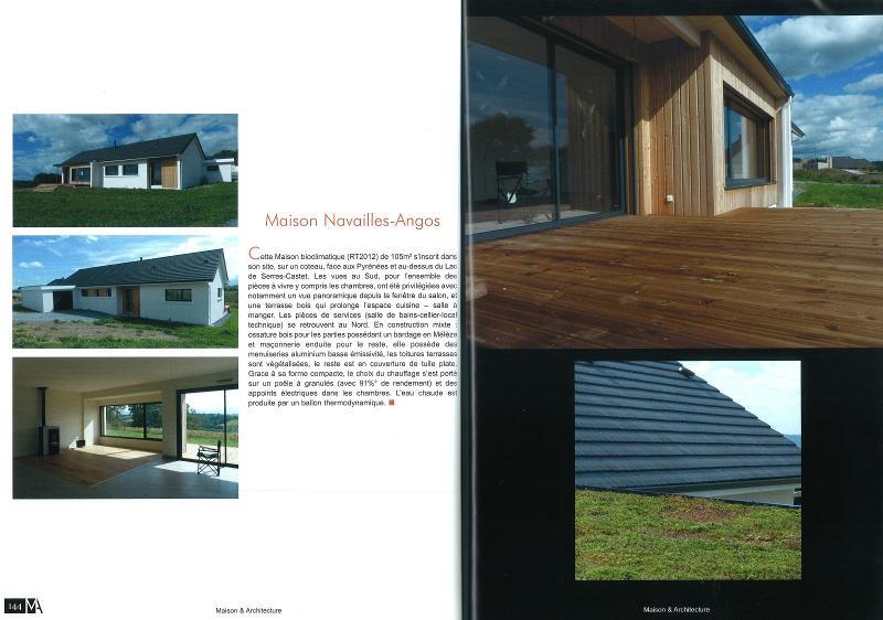 article 2  maison & architecture 2018