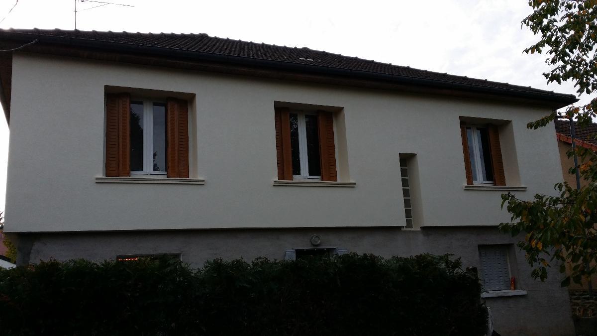 Berovic - Isolation extérieure et intérieure - Montluçon - Allier (03)