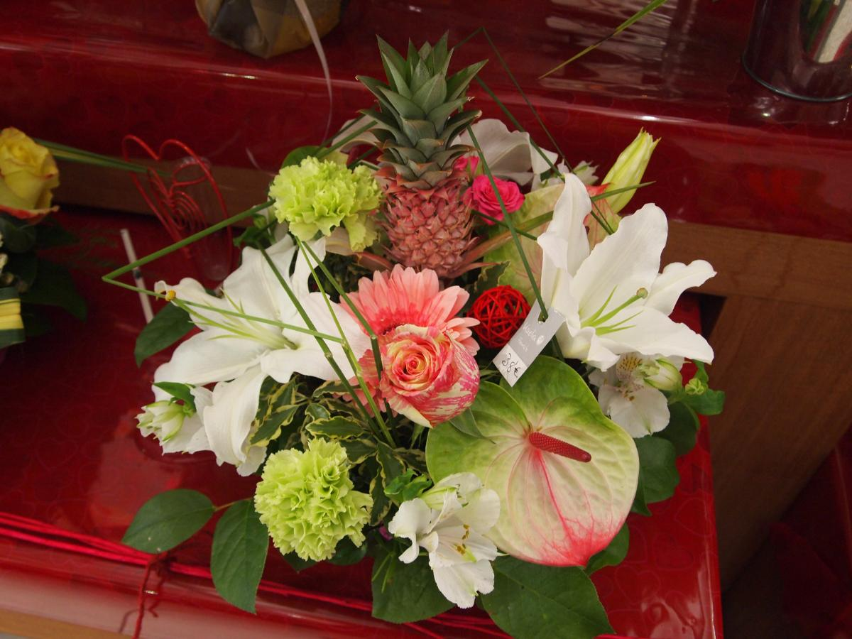 Bouquet rond N° 2 : 30€
