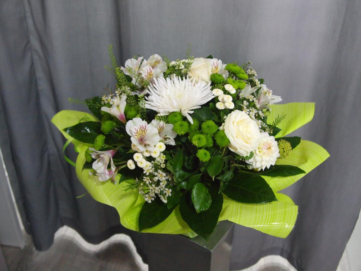 Bouquet rond N° 4 : 35€