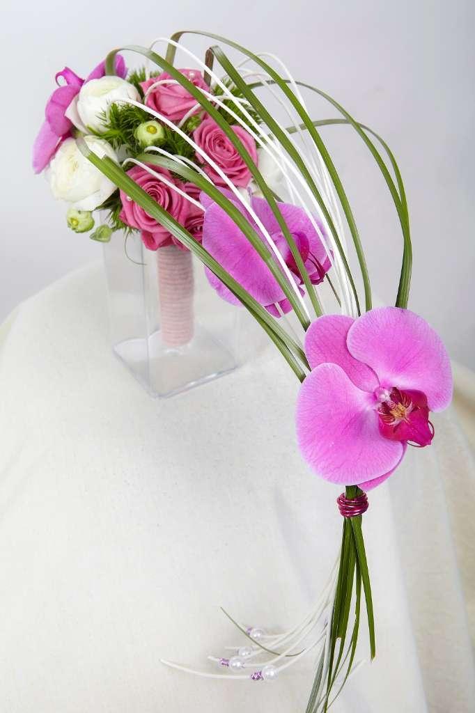 Bouquet de Mariée N°1 : 50€