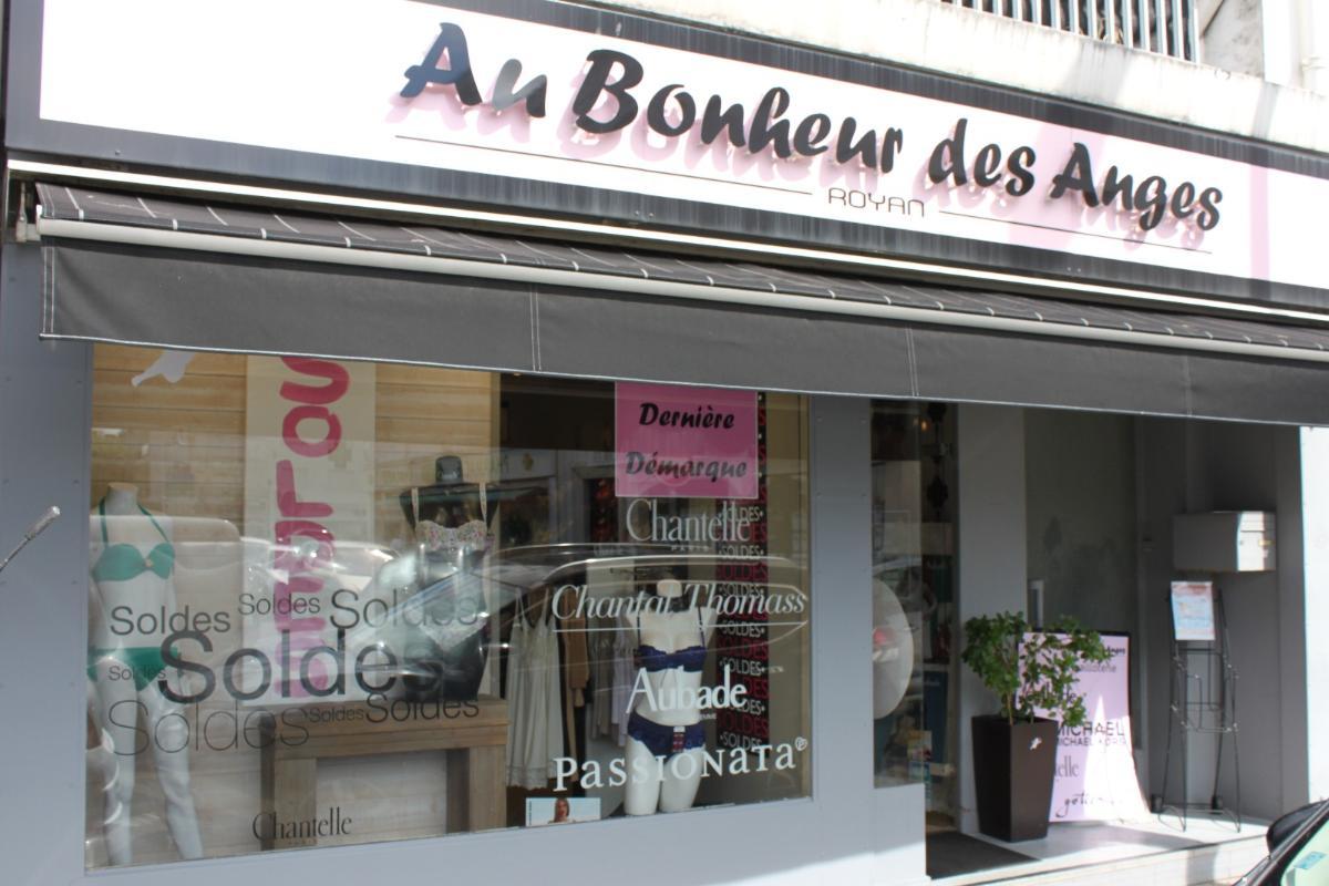 Magasin de lingerie à Royan en Charente Maritime