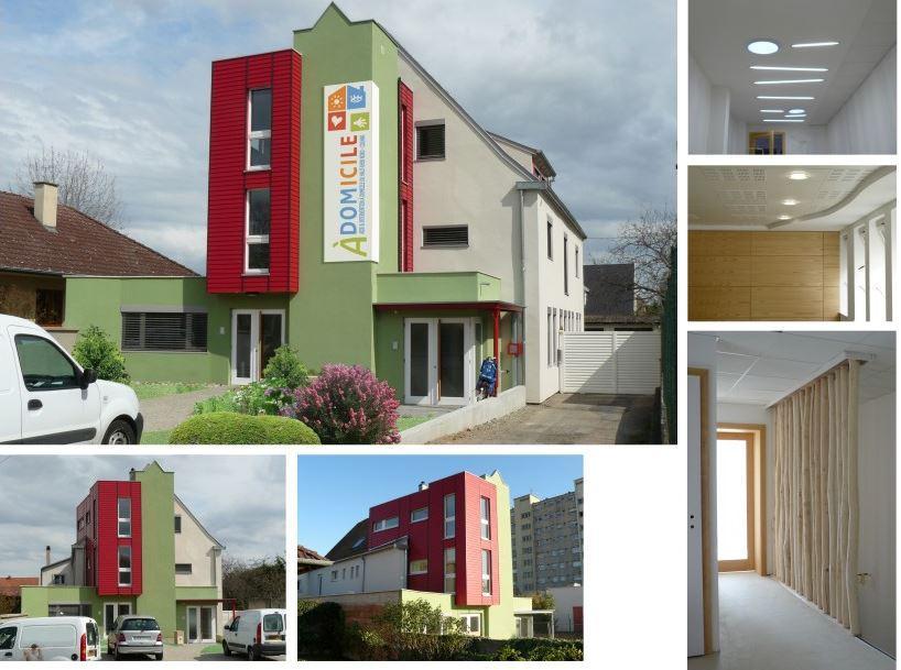 Réhabilitation Effinergie par Jean-Luc Thomas, architecte en Alsace