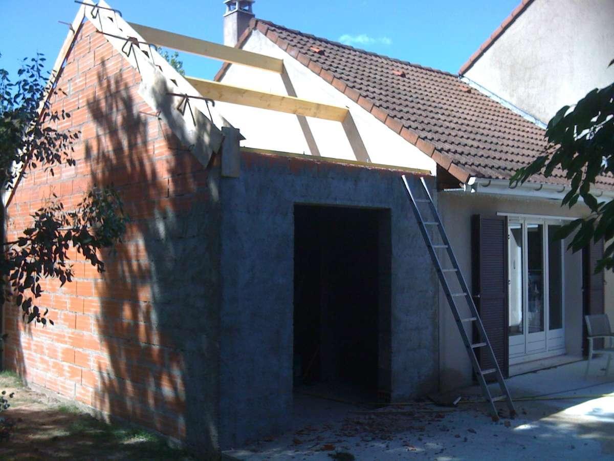 AMT Rénovation réalise l'agrandissement de pavillons à Evry