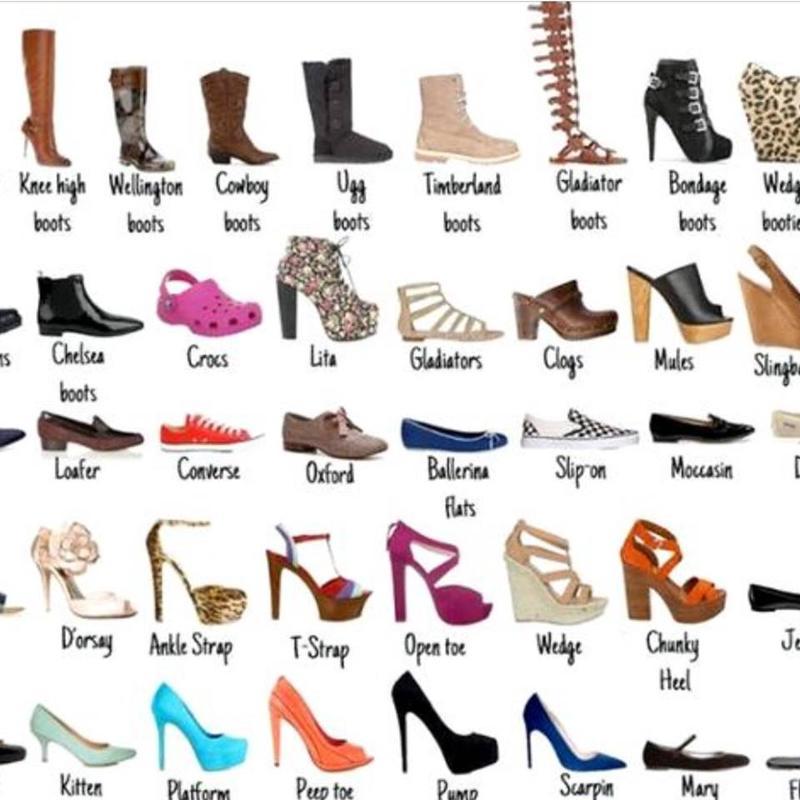 Chaussures femmes - Keating Thomas Services Cordonnerie Saint-Grégoire