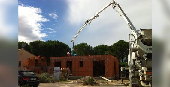 Construction de maisons à Cessenon-sur-Orb