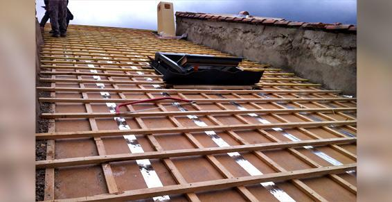 Silvestre David - Isolation de toitures