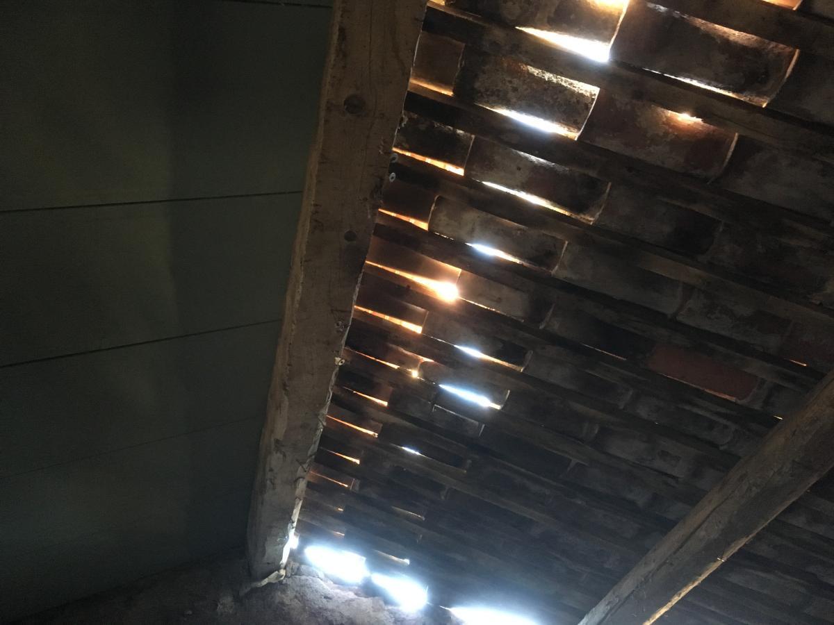 1/5 Réfection toiture par panneaux isolants