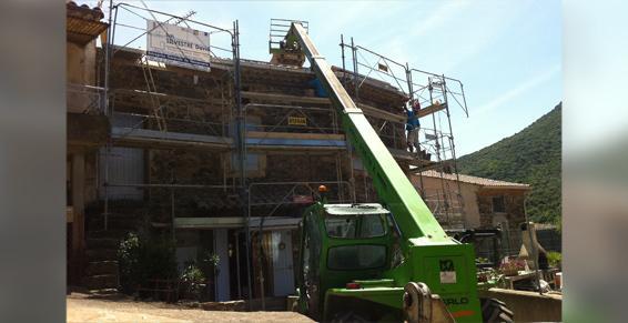 Cessenon-sur-Orb - Rénovation
