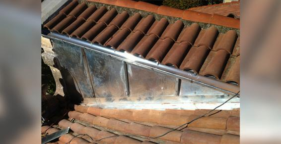Maçonnerie - Couverture, rénovation de toitures