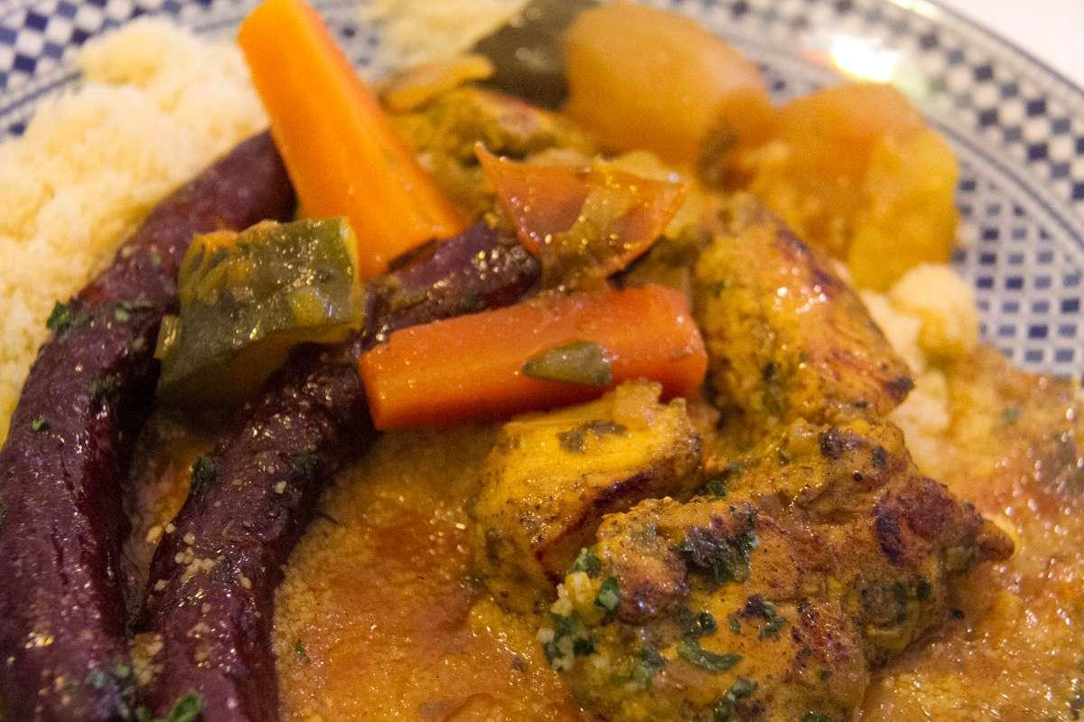 Couscous marocains, tajines, etc. La Tour du Maroc Villebon-sur-Yvette