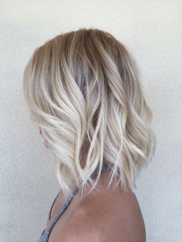 Blond po
