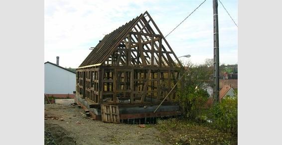 Maison remontée - Alteckendorf