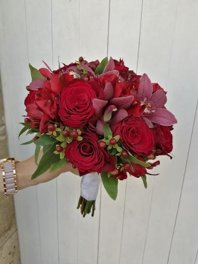 Fleurs fraîches - Bouquet