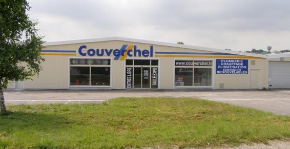 Couverchel à Romilly-sur-Seine - Chauffage (vente installation)