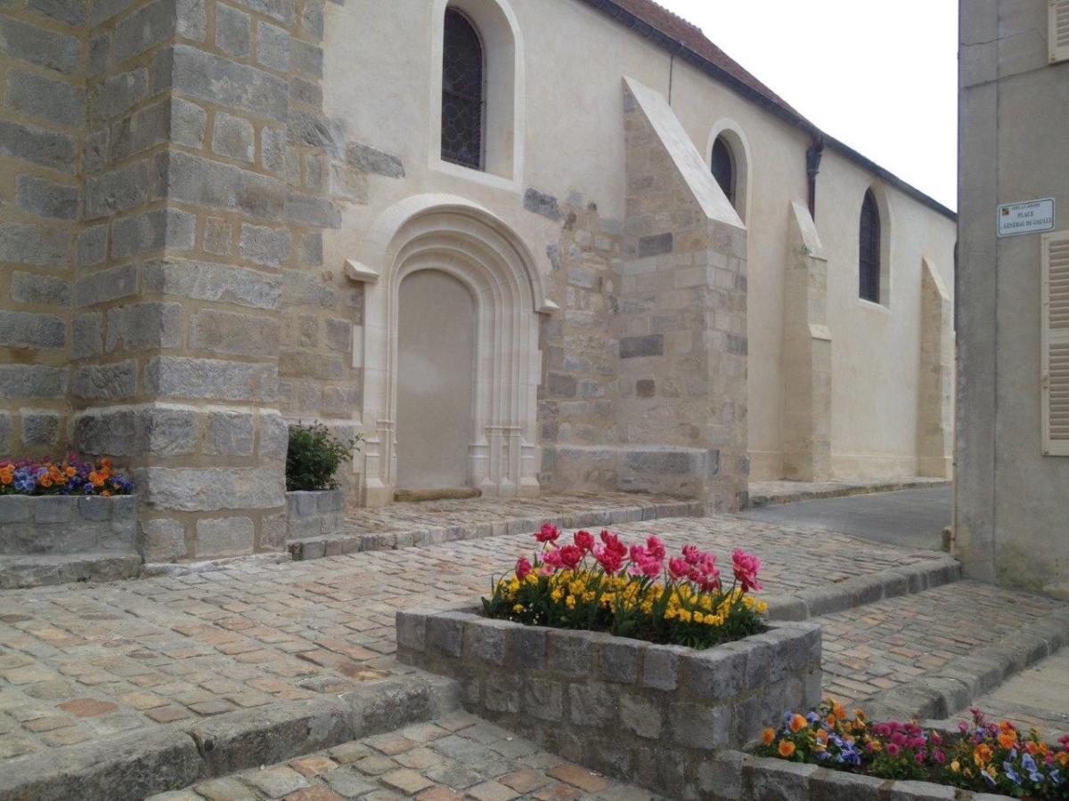 Porte Gothique en Vassens (Vert-Le-Grand)