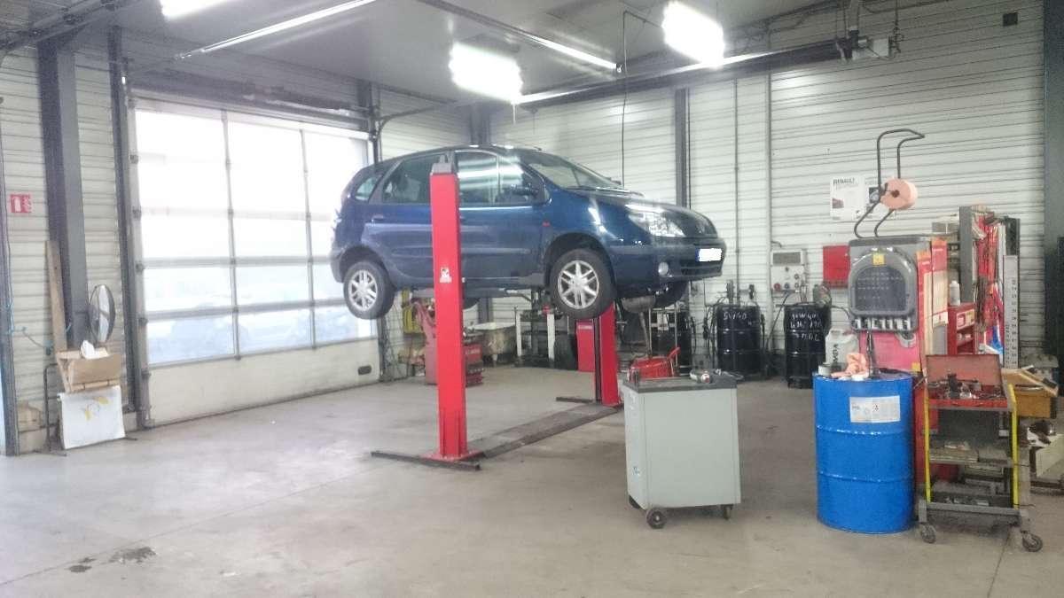 Entretien et réparation du moteur de votre voiture - Garage Labrosse