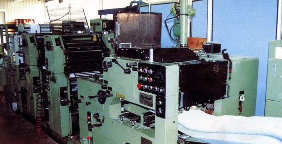 imprimerie travaux graphiques - imprimante