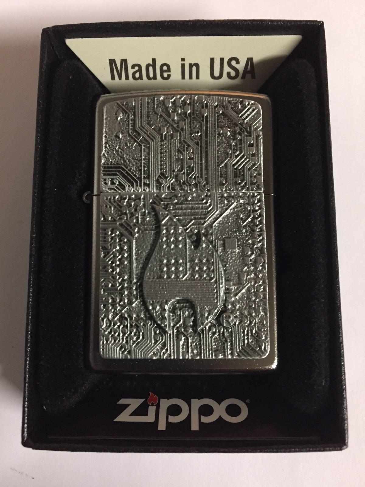 Zippo Matrix