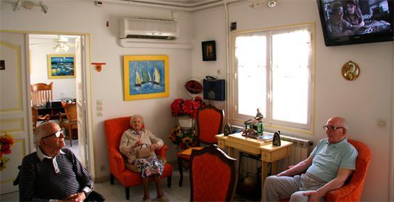 Maison de Retraite Elysée - 26 chambres