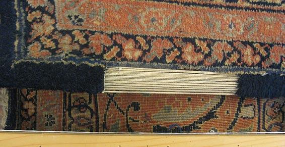 Tapis d'art anciens - Toulouse - Fabrication artisanale