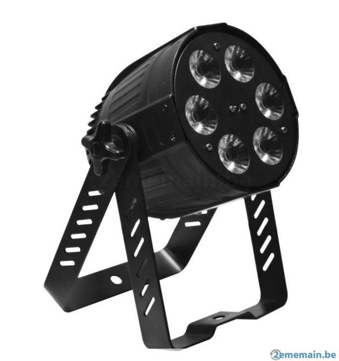 Spot pour lumière d'ambiance 6x15W