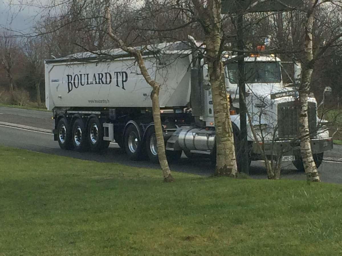 Boulard TP à Beaurainville dans le Pas-de-Calais (62), travaux d'assai