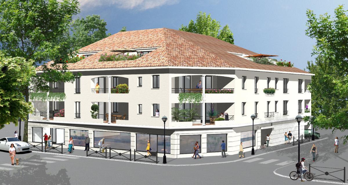 Exemple d'architecture M. Thierry Granier à Salon en Provence