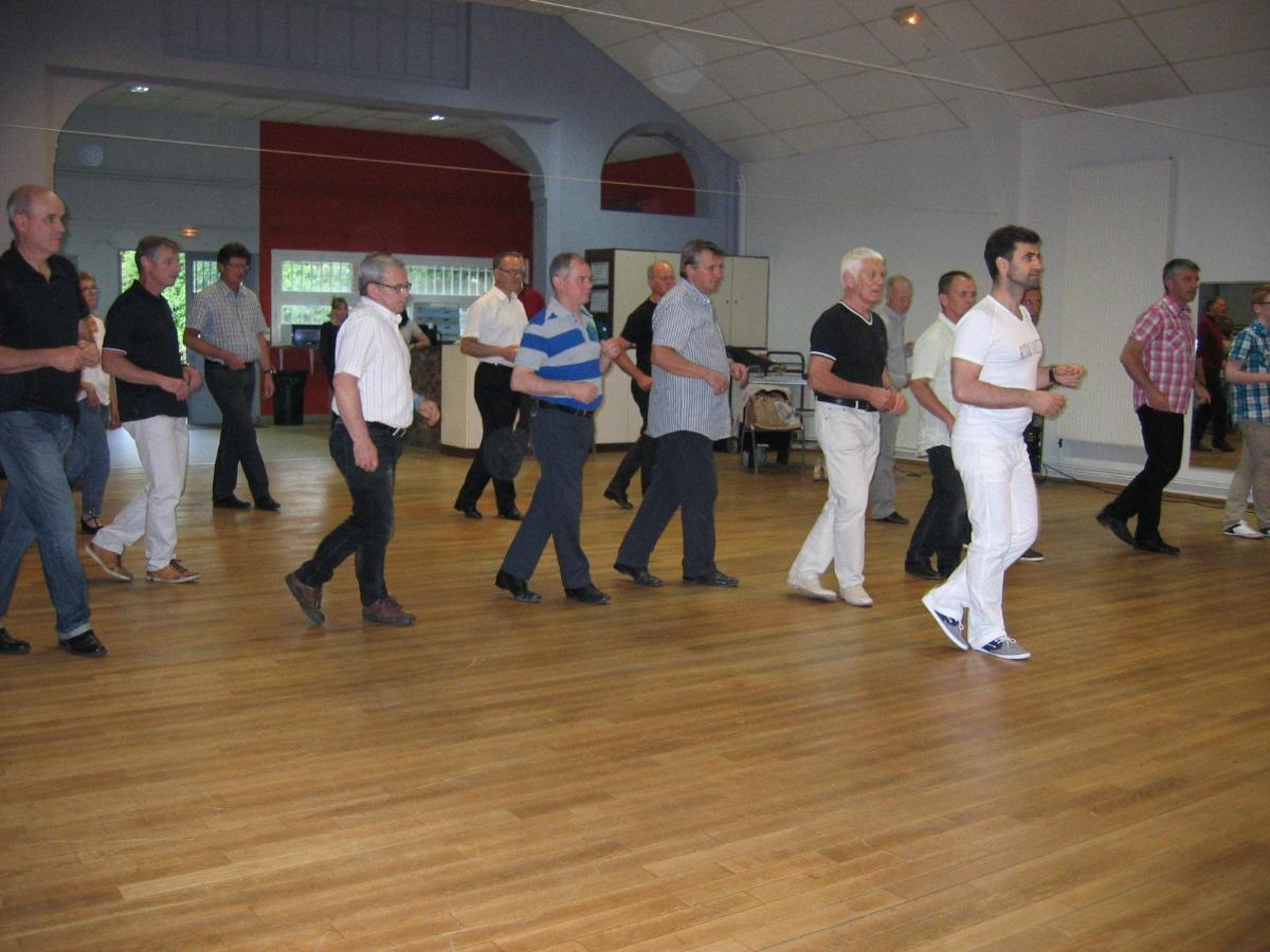 Le Rythmic Danse Club - Salsa