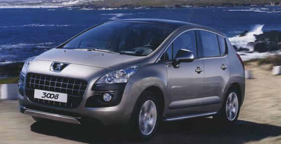 Garages à Bonneuil sur Marne - Peugeot 3008
