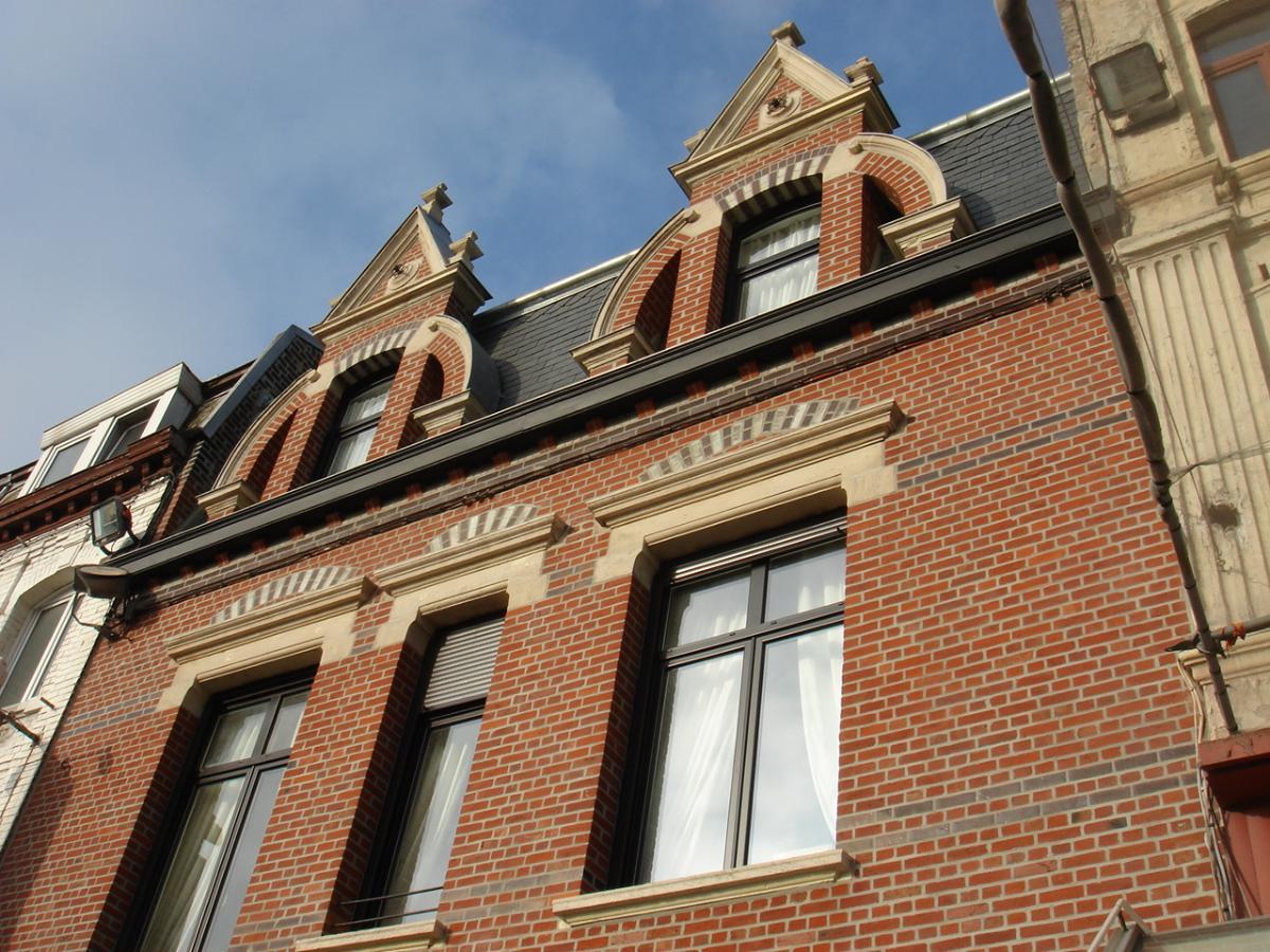 Ravalement bâti ancien Lille
