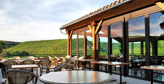 Restaurant la Terrasse à Penne, Restaurants
