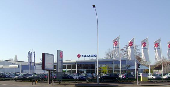 Concession Suzuki