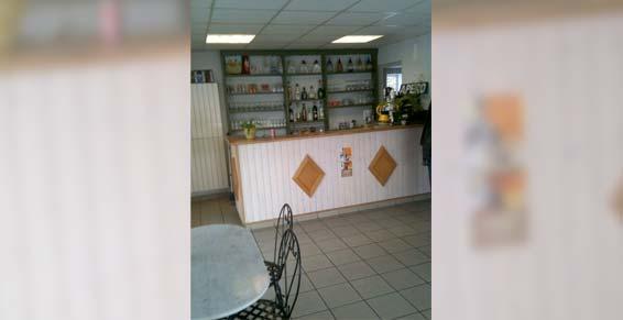 Station-service - Pause café