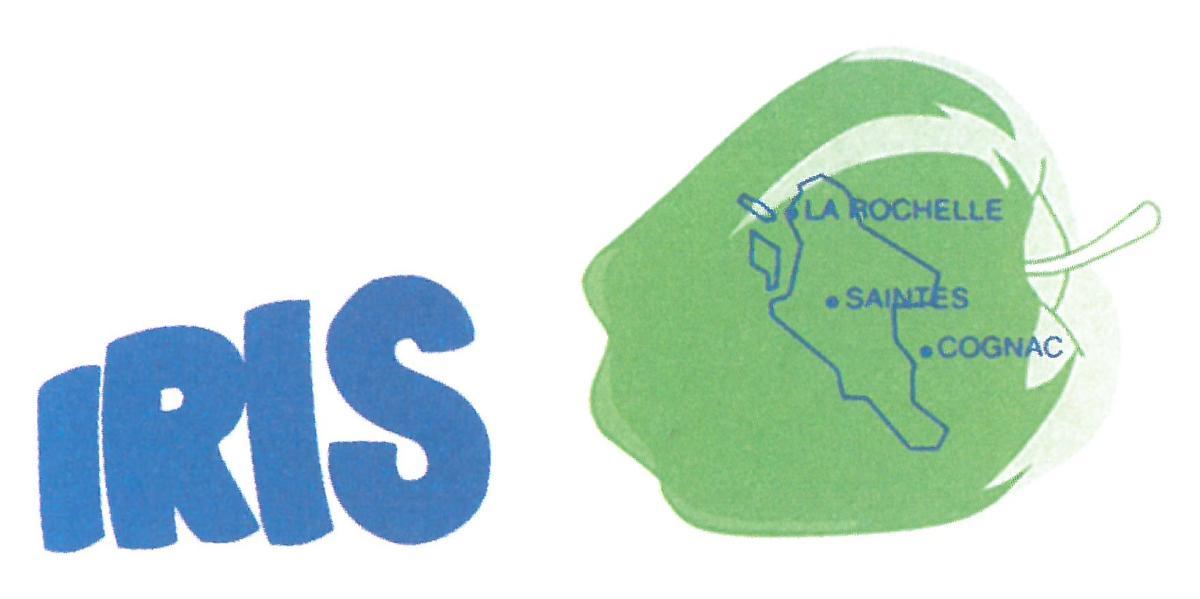 SARL Daudet Fruits commercialise sa marque Iris