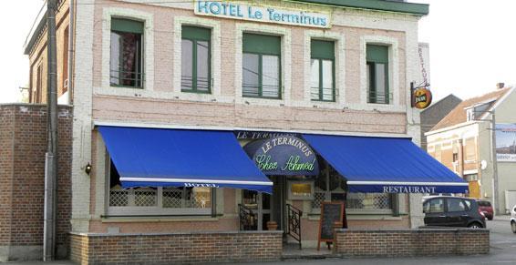 Chez Ahmed - Le Terminus - Hôtels