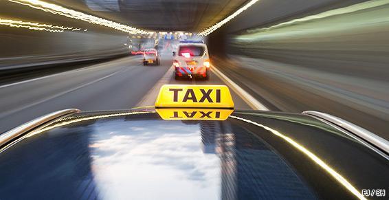Transport de personnes avec Allô Taxi Etampes