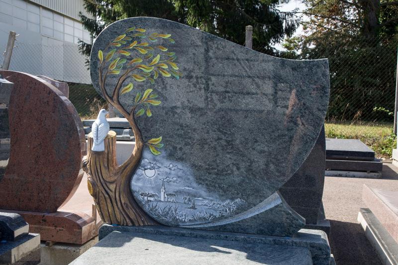 Monument personnalisable