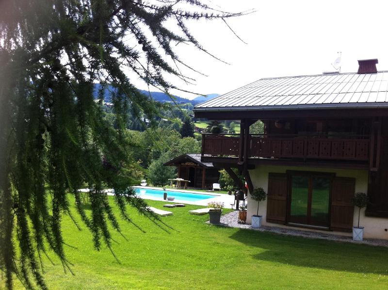 Chalet à Megève en Haute-Savoie (74)