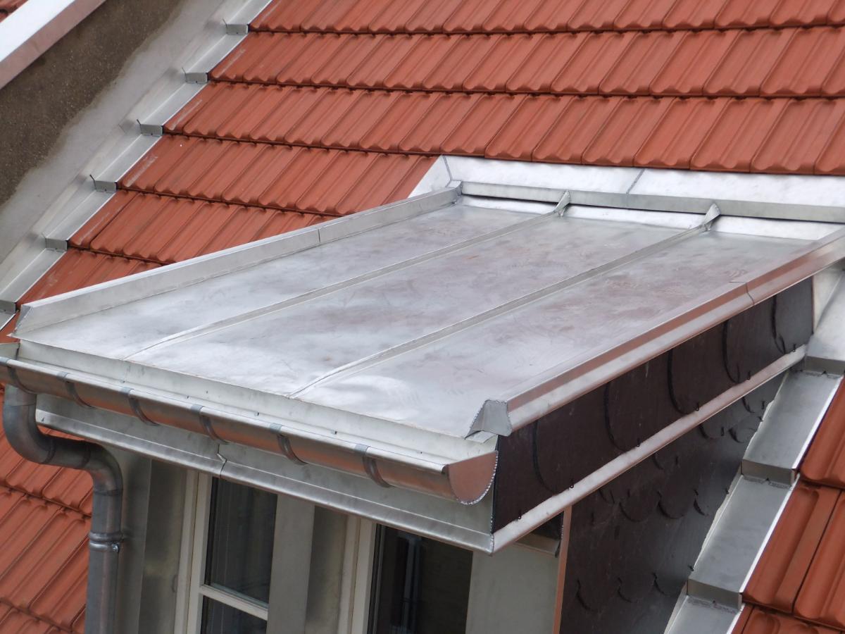 Bruno Charpentier à Glatigny en Moselle (57) - Habillage de toitures
