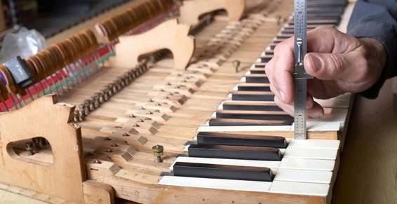 pianos - Restaurateur