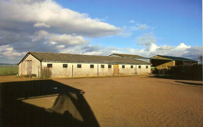Gresle Alain effectue l'Estimation de bâtiments agricole - Urzy