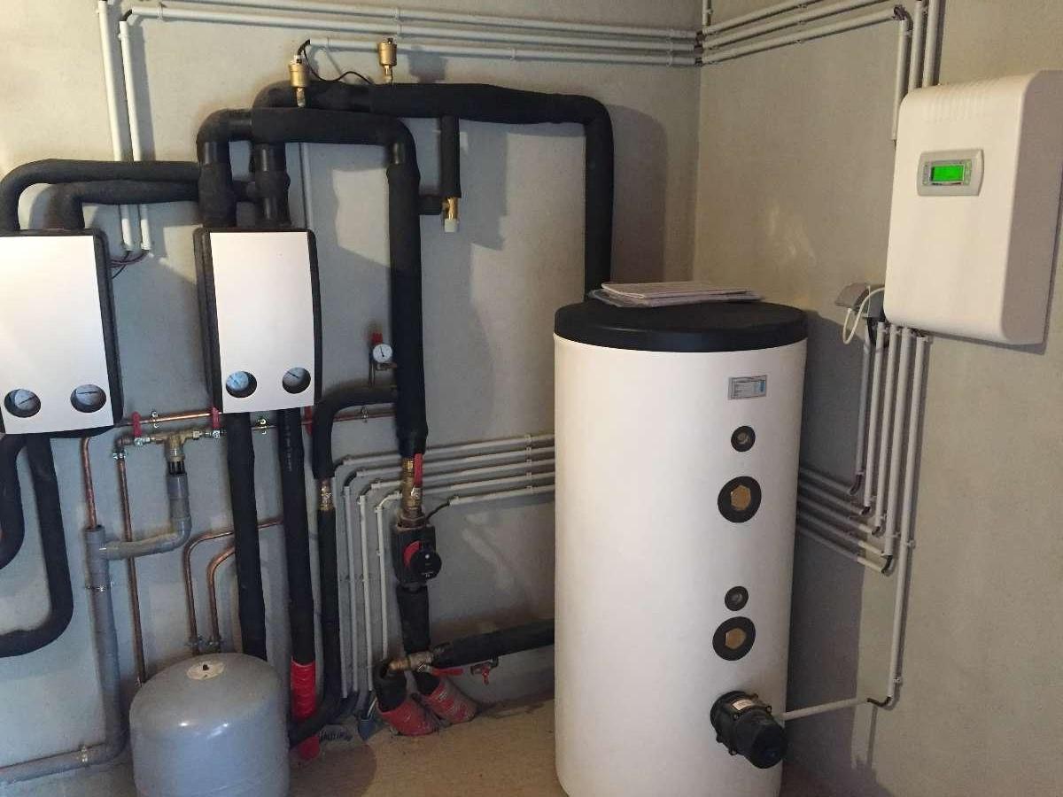 Rénovation de chauffage à Miélan (32)