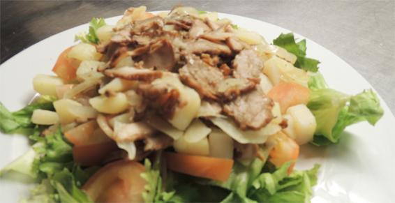 Salade Kebab - Lorient