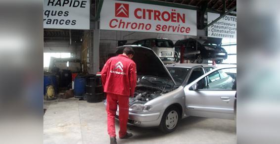 Garages automobiles à Courtisols