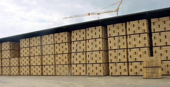 Stockage Caisses Bois F&L Jayat