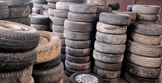 Des pneus d'occasion ? RECUPER' AUTO à Ussac près de Brive.