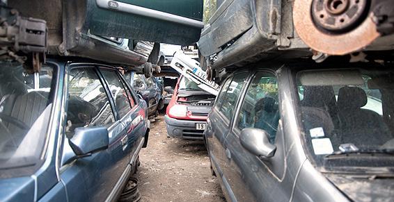Votre casse automobile à Ussac près de Brive-la-Gaillarde en Corrèze.