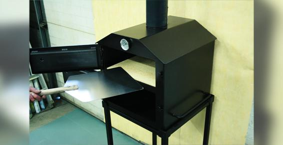 Obernai - Palettes métalliques